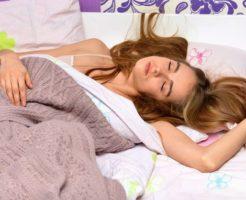 眠れない時の快眠対策